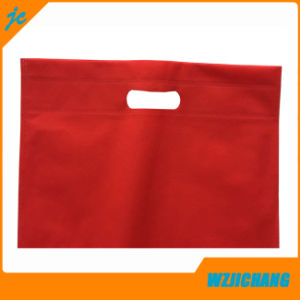 Gold Shinny Non Woven Bag, Non Woven Garment Bags, Non Woven Gift Bag pictures & photos