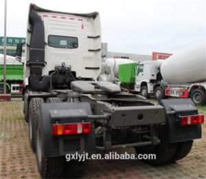 HOWO T7h Prime Mover Truck with Truck Euro IV pictures & photos