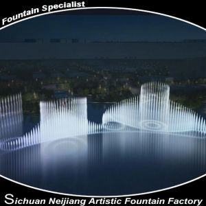 Outdoor Digital Fountain Project pictures & photos