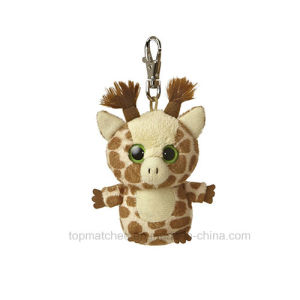 Customized Plush Animal Keychain Toy for Promotion pictures & photos