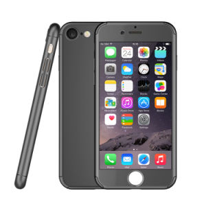 High Quality Full Protective Mobile Phone Cover with Free Glass Screen Protector, Plastic Hard PC Case for iPhone 6s pictures & photos