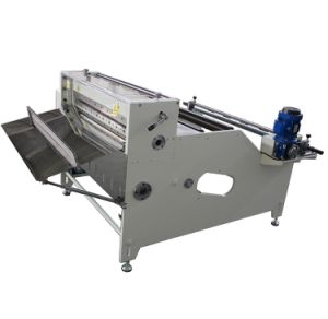 Cutting Machine for Fabric with Electrostatic Eleminator pictures & photos