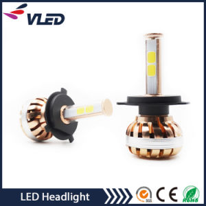 High Performance 3600lm H4 Motorcycle LED Headlight pictures & photos
