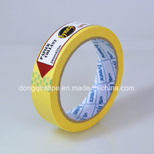 High Temperature Masking Tape (120 degree) pictures & photos