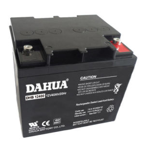 12V 40ah VRLA Sealed Lead Acid Maintenance Free UPS Battery pictures & photos