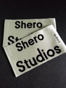 for Garment Satin Quality Main Woven Label pictures & photos