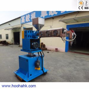 Cable Wire (Low Smoke Halogen Free) Jacket Sheath Extrusion Machine pictures & photos