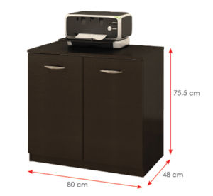 Wooden Wardrobe /Nightstands /Shoes Case /Side Cabinet (HX-DR436) pictures & photos