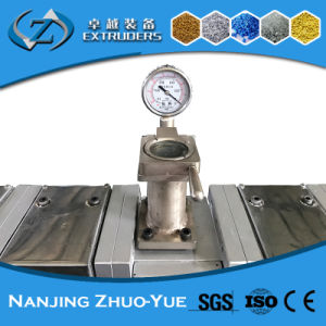 Hte35 Twin Screw Pellet Extruder Plastic Machine for Granulating pictures & photos
