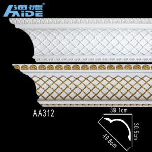 PU Corner Moulding, PU Ceiling Cornices, PU Foam Cornices (AA312) pictures & photos