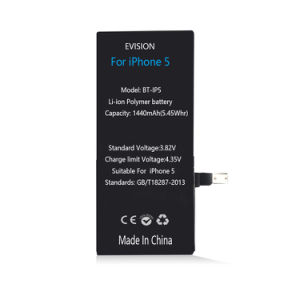 OEM Factory Wholesale Original Mobile Phone Battery for Apple iPhone 4 4s 5 5s 5c 6 6s 6plus 7 Plus Battery Replacement pictures & photos