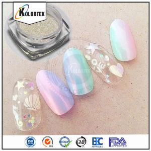 Unicorn Aurora Powder for Nail Polish pictures & photos