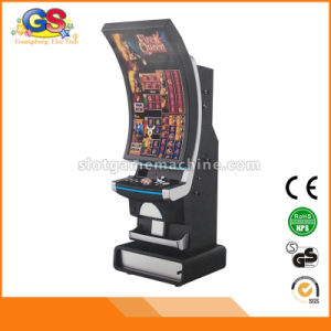 Real New Casino Poker Slot Machine Poker Cabinet Supply for Sale Cheap pictures & photos