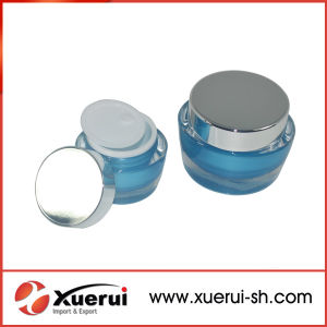 15, 30, 50g Acrylic Cream Jar for Cosmetic Packaging pictures & photos