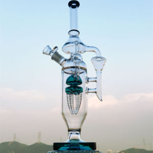 "Hbking 22"" 2017 New Model Water Pipe Galss Water Smoking Pipe pictures & photos"