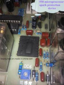Plastic Welding Machine for PVC EVA Bags & Suitcases (5KW gas holder) pictures & photos