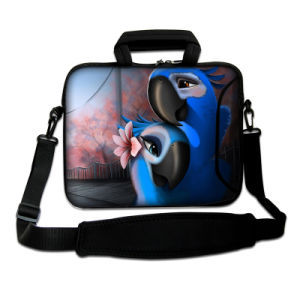 "Shoulder Strap Carry Laptop Bag Computer Sleeve Case for 10"" 15"" 17"" PC with Handle Pouch pictures & photos"