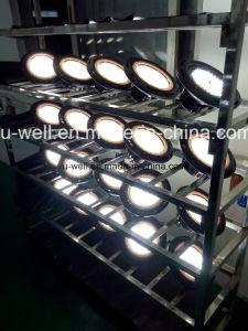 China Industrial UFO Highbay Lighting Lamp IP65 Waterproof 130lm/W Dimmable 240W 200W 160W 150W 100W LED High Bay Light