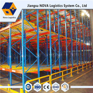 Heavy Duty Steel Gravity Roller Pallet Rack From Nova Logistics pictures & photos