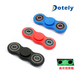 ABS Plastic Hand Spinner Glow in Dark pictures & photos