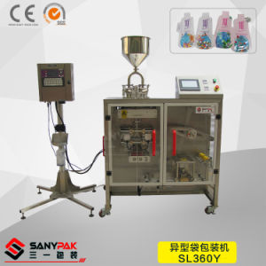 Abnormal Bag Liquid Multi-Function Filling Sealing Package Machine pictures & photos