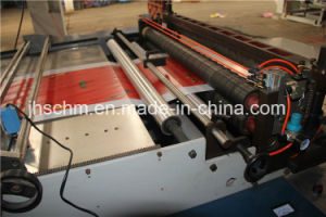 Automatic Paper Roll Cutting Machine pictures & photos