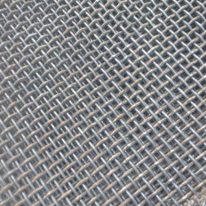 High Strength Stainless Steel Wire Mesh/Crimped Wire Mesh pictures & photos