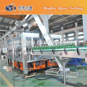 Glass Bottles Beer Washing Filling Capping Machinery pictures & photos