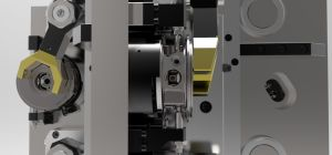 Turbocharger Intermediate Horizontal Hydraulic Fixture pictures & photos