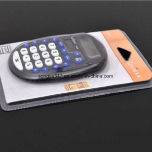 Clear Blister Packaging for Calculator pictures & photos