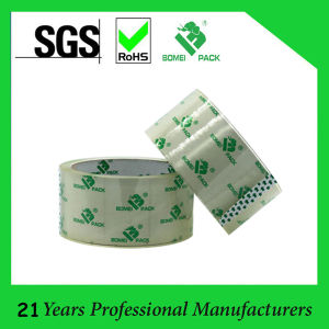 Super Clear Adhesive Tape with No Noise for Sealing pictures & photos