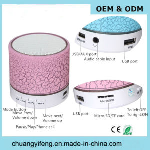 Smallest S10 Bluetooth Speaker, Tube Phone Wireless Mini Bluetooth Speaker S10, LED Bluetooth Speaker pictures & photos