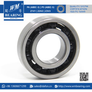 6208 High Temperature High Speed Hybrid Ceramic Ball Bearing pictures & photos