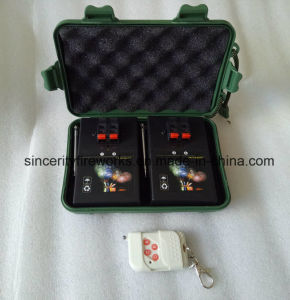 Am02-2 Two Group with 2 Receiver Fireworks Firing Igniter System pictures & photos