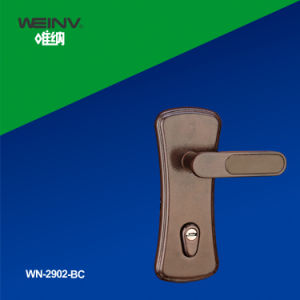 Zinc Alloy Mortise Lock Door Handle 2902 pictures & photos