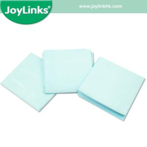 Disposable Absorbent Under Pads with Folded Sides pictures & photos