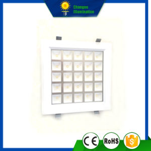 9W Superbright LED Panel Grille Light pictures & photos