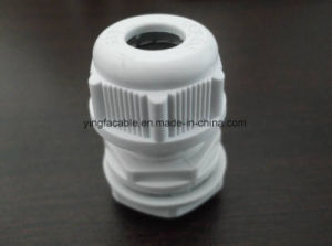 Cheaper Pg7 Waterproof Nylon Connector with Washer pictures & photos