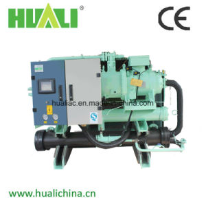 Industrial Water Cooled Screw Water Chiller pictures & photos