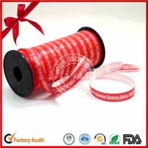 Christmas/Easter Decorations Wide Curly Ribbon From China Factory pictures & photos