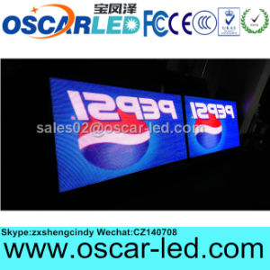 High Quality Front Access Outdoor P8 RGB LED Video Wall Sign for Advertising Board
