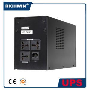 2000va Pure Sine Wave Standby Backup Offline UPS pictures & photos