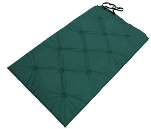 Double Waterproof Portable Camping Hiking Self Inflatable Bed Mat