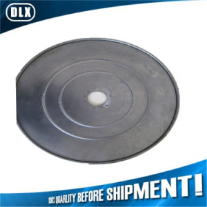 Handle Steel Strips Cut Sheet Metal Bending pictures & photos