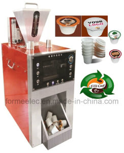 Ifill K-Cup Coffee Brewer Super Automatic Filling Machine for Drinks pictures & photos