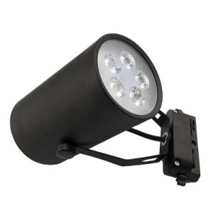 High Quality White & Black LED Down Tube Track Light pictures & photos