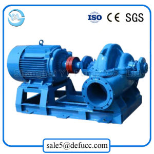 Large Flow Rate Double Suction Centrifugal Motor Pump for Industry pictures & photos