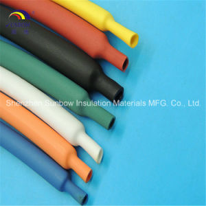 Polyolefin Heat Shrinkable Tubing for All Electrical Appliance pictures & photos