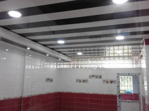 Popular New Design PVC Panels for Ceiling and Wall Hot Stamping PVC Ceiling Panel for Algeria pictures & photos