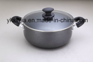 Nonstick Aluminum Dutch Oven Cookware Induction Bottom pictures & photos